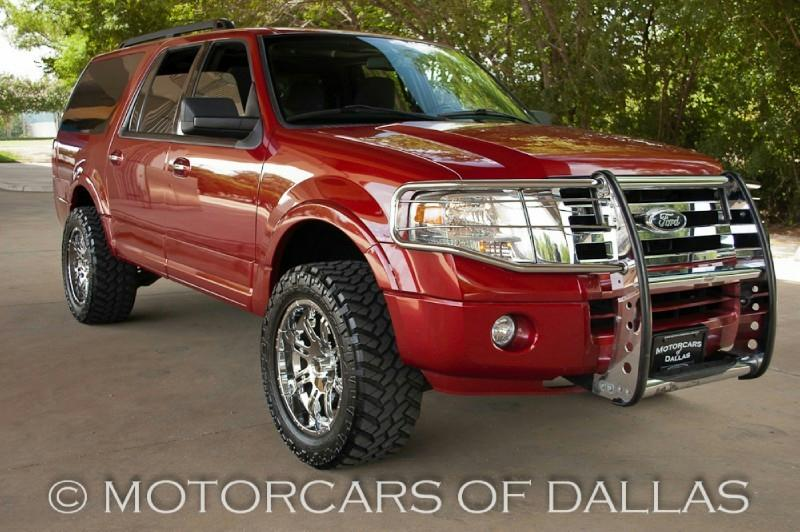 Trucks For Sale In Dallas >> Custom Sangria Red 2009 Ford Expedition – Blue Oval Trucks