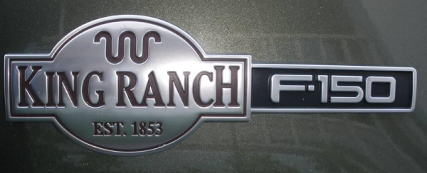history of the ford king ranch : blue oval trucks