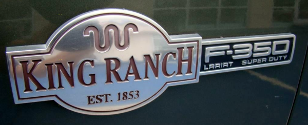 History Of The Ford King Ranch Blue Oval Trucks