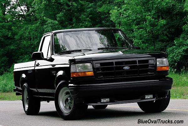 ford f 150 lightning history blue oval trucks. Black Bedroom Furniture Sets. Home Design Ideas