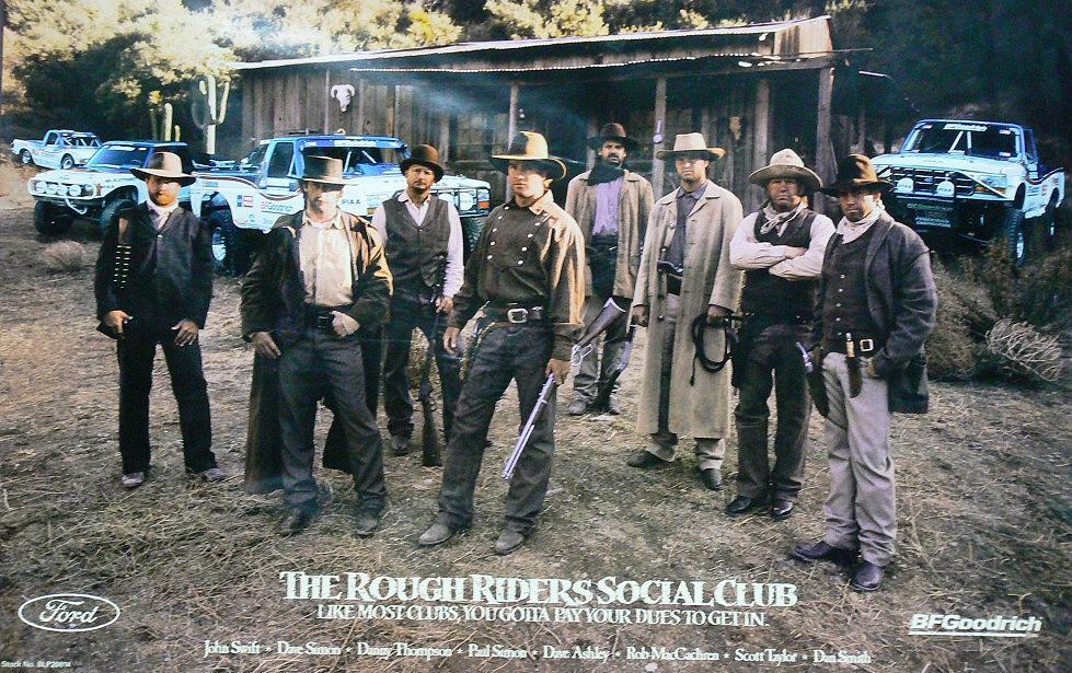 Rough riders bonn