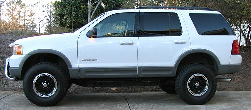 Ford Truck Ride Height Examples