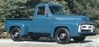 The History Of Ford F Series In 20th Century
