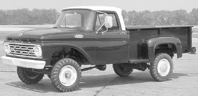 Ford F350 Dump Truck For Sale The History Of The Ford F-Series In The 20th Century
