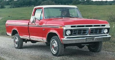 1977 Although Touched On Only Lightly In The F Series Pickup Truck Catalog Four Wheel Drive Models Were Attracting Enough Interest To Warrant A