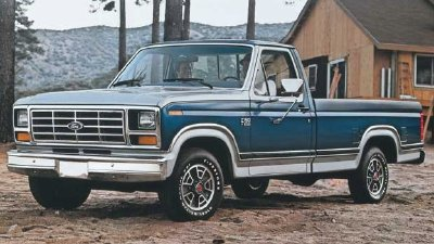 the history of the ford f series in the 20th century rh blueovaltrucks com 1980 Ford 4x4 Pickup 1980 ford f100 ranger