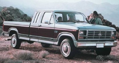 the history of the ford f series in the 20th century rh blueovaltrucks com 1980s ford crew cab trucks 1980 f250 crew cab for sale