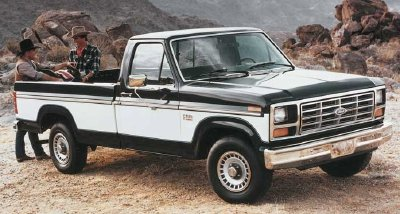 the history of the ford f series in the 20th century. Black Bedroom Furniture Sets. Home Design Ideas