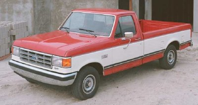 1988 A New Line Of Super Duty Ford F 350 Trucks Was Introduced For The Model Year These Filled Gap Between Regular 350s And