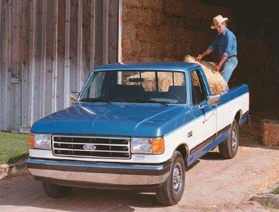 1989 ford f250 automatic transmission
