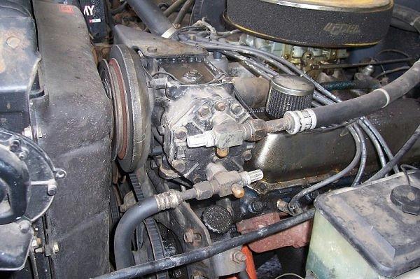 1973-1979 Ford Truck 460 V-8 Swap