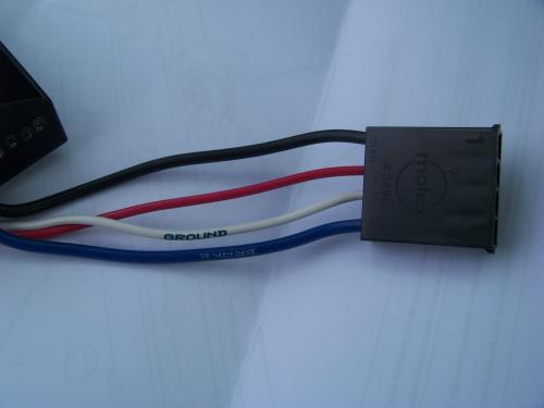 Brake Force Brake Controller Wiring Diagram : Installing a brake controller on a ford f u blue oval trucks