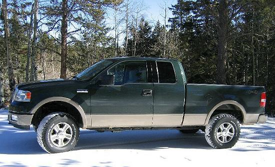 Auto Spring Leveling Kits For The F-150