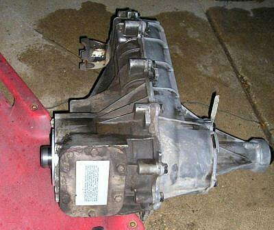 Fullsize Ford Truck Transfer Cases – Blue Oval Trucks