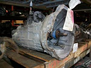 1989 f150 transmission specs