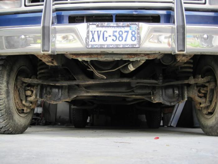 The Vemco V Drive System Blue Oval Trucks