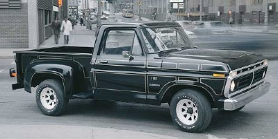 history of the ford f series 1948 1999 \u2013 blue oval trucks1970 Ford F250 Longbed Stepside #21