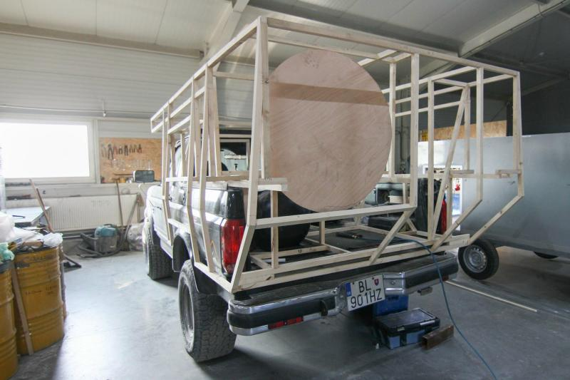 how to build an aluminum trailer frame