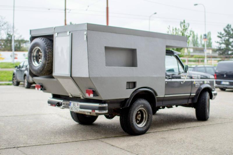Original Offroadvans5000  TheTHROTTLE