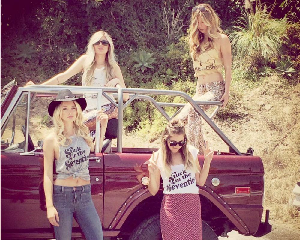 Ford Bronco Girls – Blue Oval Trucks