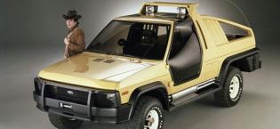Ford Bronco Montana Lobo