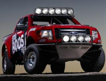 Torture-Tested EcoBoost Ford F-150 Finishes 2010 Tecate SCORE Baja 1000 in 38 Hours