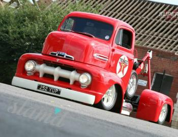Ford COE Low Tow