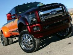 Glenn Hunter's 2012 Ford F-450 4×4