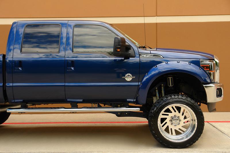 2012 F250 Headlights >> The Ultimate Blue Oval Ford F-250 Lariat Diesel 4×4 – Blue Oval Trucks
