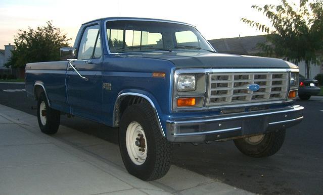 Ford Diesel Truck Buyers Guide – Blue Oval Trucks