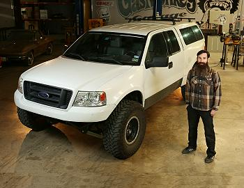 Aaron Kaufman Leaves Gas Monkey – Good News For F-100 Fans