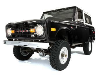 1974 Ford Bronco Sleeper