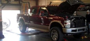 Ford Power Stroke 6.4L Power Combinations