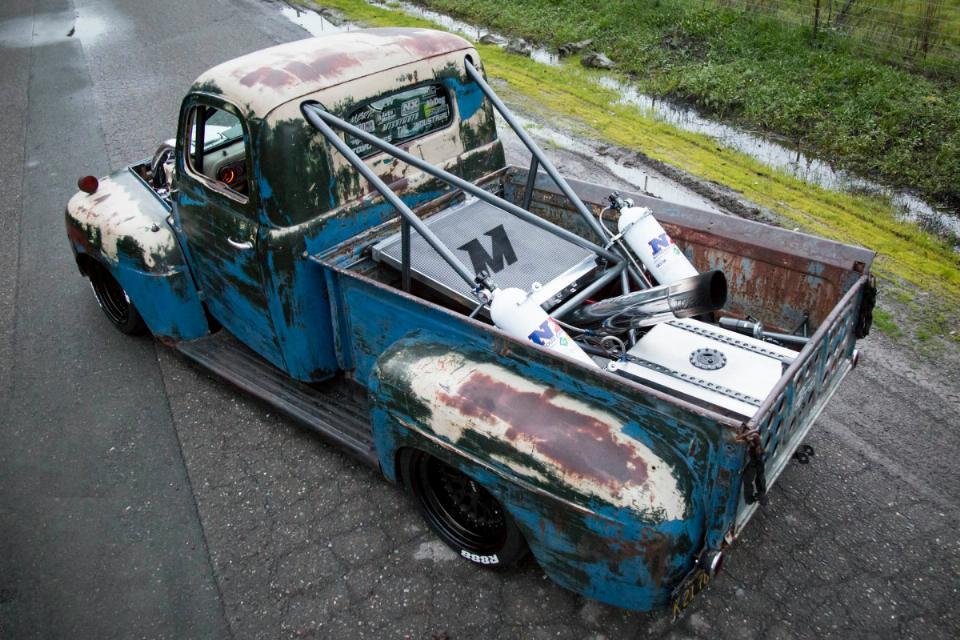 Old Smokey 1949 Ford F1 – Blue Oval Trucks