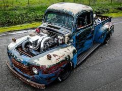 Old Smokey 1949 Ford F1
