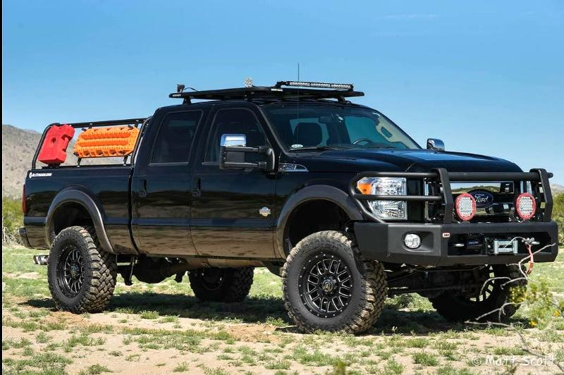 The 2016 Ford F-250 Overlander – Blue Oval Trucks