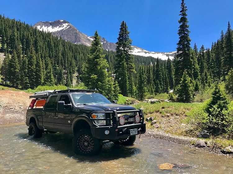 F Overland on Ford F 250 Super Duty 2019