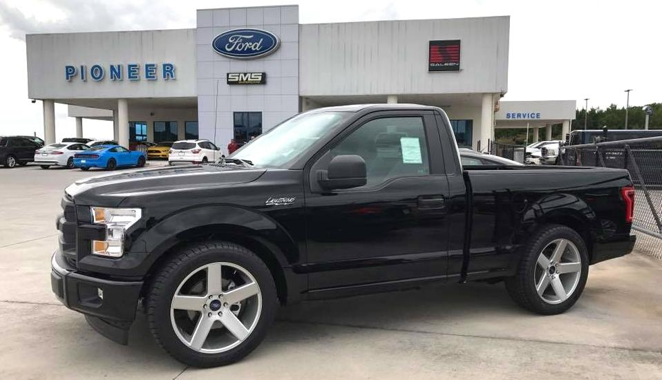 Dealer Builds 2017 Ford F-150 Lightning – Blue Oval Trucks