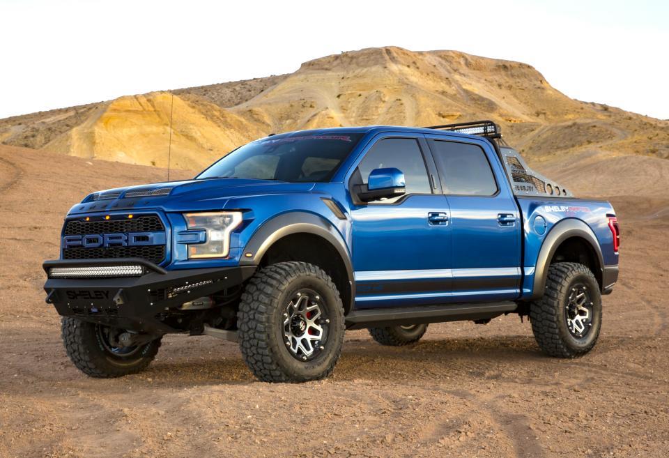 Ford Shelby Baja Raptor >> 2018 Shelby Baja Raptor – Blue Oval Trucks