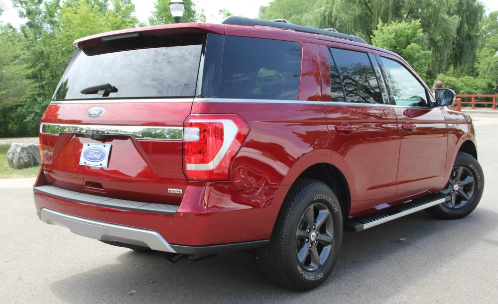 2018 ford expedition fx4  u2013 blue oval trucks