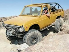 1973 Ford Courier 4×4
