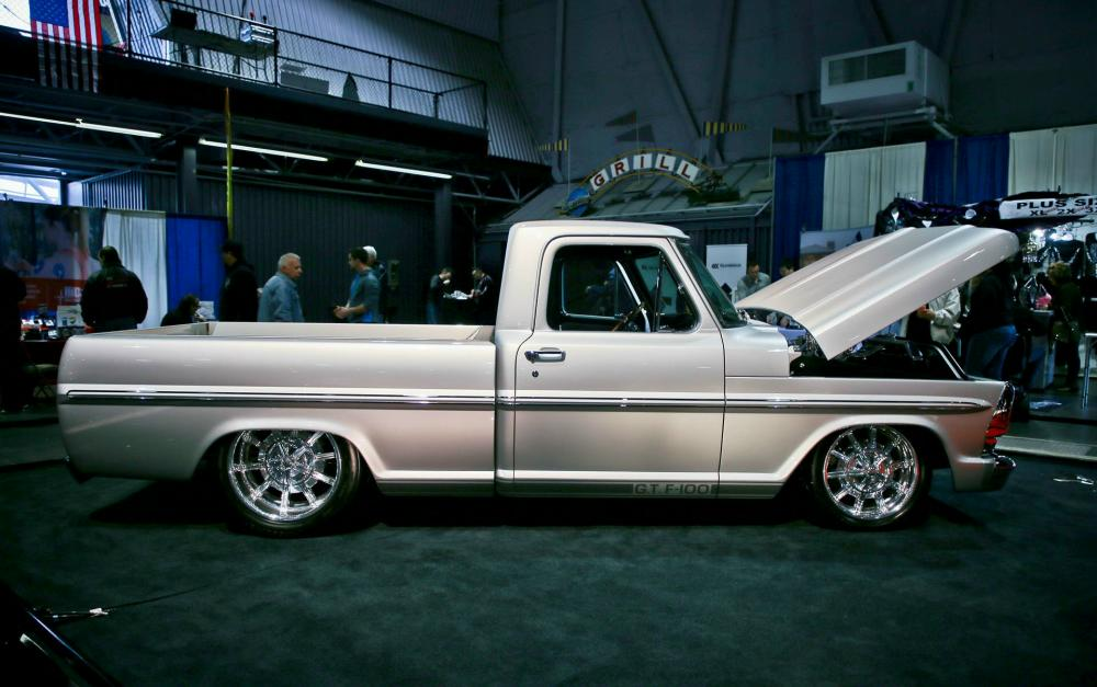 1968 Ford GT-F100 Muscle Truck – Blue Oval Trucks