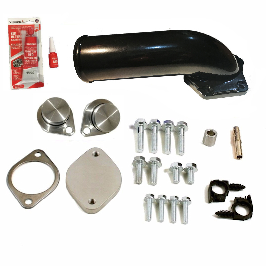 Ford 6 4L Power Stroke EGR Delete – Blue Oval Trucks
