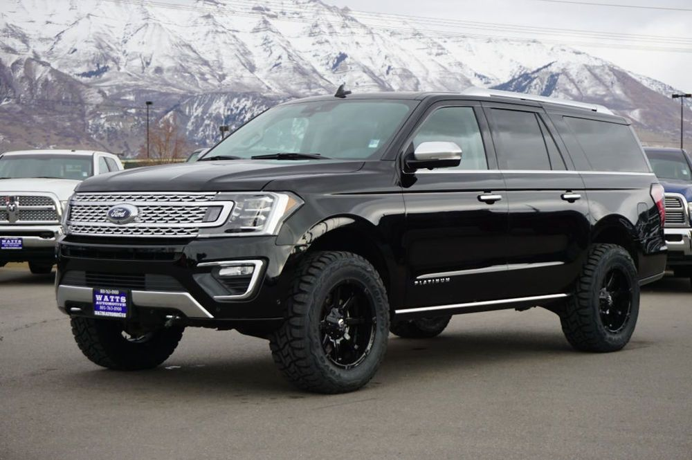 A Lifted 2018 Ford Expedition – Blue Oval Trucks