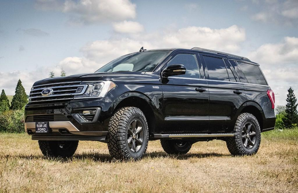 2016 Ford Super Duty >> A Lifted 2018 Ford Expedition – Blue Oval Trucks