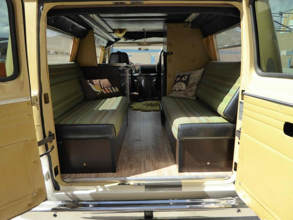 2017 Ford Bronco >> 1972 Ford Econoline Sportsmobile – Blue Oval Trucks