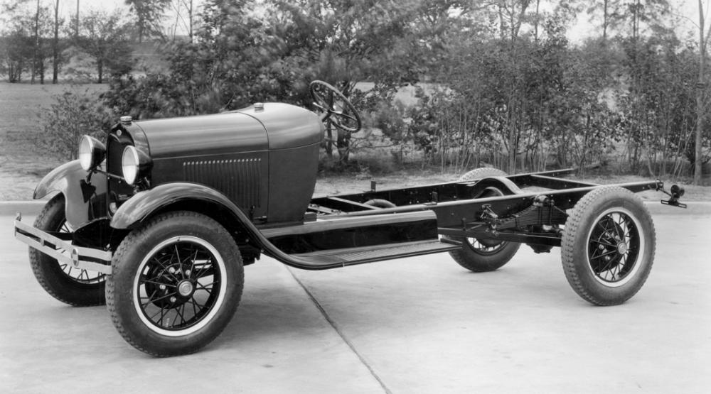 1931 ford model aa truck parts