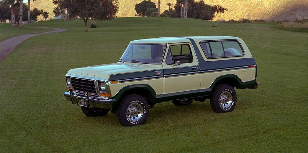 History Of The Ford Bronco - Blue Oval Trucks