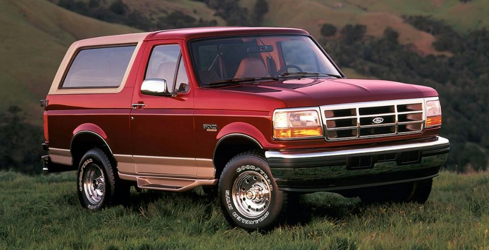 History Of The Ford Bronco – Blue Oval Trucks