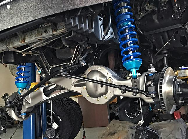 Dana 44 Dana 44hd Ttb Front Axles Blue Oval Trucks